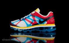 Nike Air Max+ 2012. Daltonismo, ven a mí.