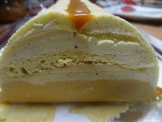 BÛCHE GLACÉE À LA VANILLE ET AU CARAMEL BEURRE SALÉ  La Recette de ma BÛCHE GLACÉE VANILLE /CARAMEL BEURRE SALÉ est sur mon blog ICI ------>http://lesdelicesdesandstyle.over-blog.com/2014/12/buche-glacee-vanille-caramel-beurre-sale.html