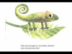 This children's book is a classic written and illustrated by award-winning artist Leo Lionni. It's vibrant pictures engross children and the wholesome message will warm parents' hearts. It is excellent for teaching kids basic vocabulary for colors and animals. For more information about the reader and links to more children's books visit www.wes...