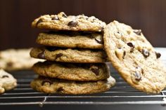 Vegan Chocolate Chip Cookies — Oh She Glows