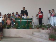 Batismo da Primavera - Culto JA - Pastor Fabio Lazaro batiza o primeiro juvenil filho de adventista. Em 28/09/2013.