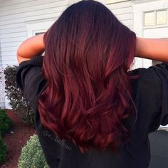 50 Red Hair Color Ideas in From ginger to gem tones, red is dependably a striking decision. And keeping in mind that it may be a major change, a few specialists anticipate we'll., Red Hair Color red hair 50 Red Hair Color Ideas in 2019 Red Ombre Hair, Hair Color Auburn, Auburn Hair, Red Hair Color, Hair Color Balayage, Cool Hair Color, Red Color, Dyed Red Hair, Violet Hair