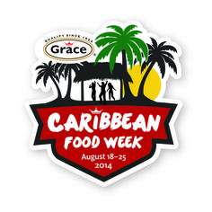 Caribbean Food Week 2015 The countdown is on to the most mouth-watering week of the summer: Caribbean Food Week, which takes place August. Jamaican Restaurant, Caribbean Restaurant, Caribbean Recipes, Caribbean Food, Carnival Spirit, Kitchen Logo, Restaurant Logo Design, Pepper Spice, Logo Food