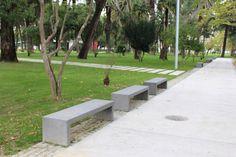 Urban by Amop | Mobiliario Urbano | Elementos Urbanos | Equipamento Urbano : Jardim do Campo Grande, Lisboa
