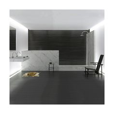 'Minimalist Bathroom Design ❤ liked on Polyvore featuring home, bed & bath, bath and bath accessories