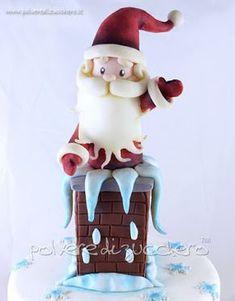 Polvere di Zucchero: cake design e sugar art. Corsi decorazione torte,biscotti,cupcakes e fiori: Festività
