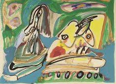 lucebert schilderijen - Google zoeken