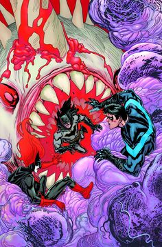 An unexpectedly extra-early look at what's coming from DC Comics in October 2016 and beyond.