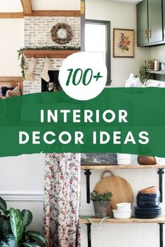 In this category, you'll find interior decor ideas for the entire home. From small crafts and DIY projects to full renovations, you'll find budget-friendly ideas for an array of interior design projects. Diy House Projects, Cool Diy Projects, Design Projects, Project Ideas, Eclectic Furniture, Eclectic Decor, Diy Home Decor, Room Decor, Vintage Interior Design