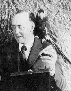 Edgar Rice Burroughs (September 1, 1875 – March 19, 1950) - American author, Tarzan, John Carter