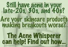 #adultacne #acne #breakouts #skincare #products #blackheads #advice #30s #40s