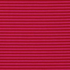 Jersey Sanni Stripes 4 - Baumwolle - Elasthan - Farbmix