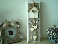 Création Déco à Coeur : Cadre au nichoir : 12.50 €