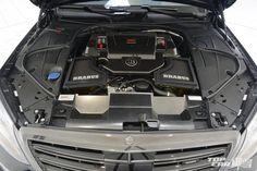 BRABUS Mercedes-Benz Maybach S-class facelifted, 900 horsepower