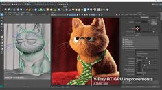 V-Ray 3.3 for Maya –Overview