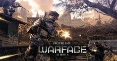 A,B,C...Games: Warface. Trailer de lanzamiento