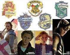 Hiddles at Hogwarts for @Jessica Headrick