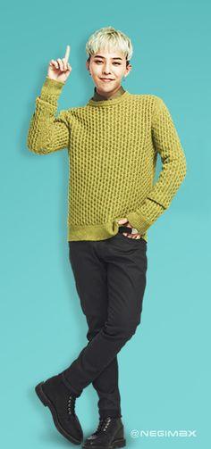G Dragon Big Bang's Gmarket Ads Photos! (121114)