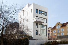 Townhouse | Horgen, Switzerland | Moos Giuliani Herrmann Architekten
