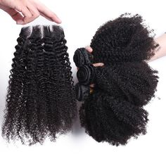 Mongolian Afro Kinky Curly Hair Weave Bundle 2pcs 3pcs 4pc + Closure 1B Natural Black Dk Brown remycelebrityhair.com Get inspired visit our store like our Facebook  #instahair #hairstyle #wcw #georgeous #virginhair #brazilianhair #hairpieces #laceclosure #hairporn #hairfashion #selfie #love #cute #haironpoint #haironfleek #hairlife #slay #wig  #hairweave #firstday #beautiful #blackhair #fashionista #backtoschool #lashes #straighthair  #perfection #burgundy #naturalhair