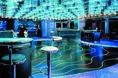 Bar capta energia gerada na pista de dança