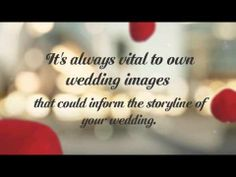 Wedding Picture Ideas - YouTube