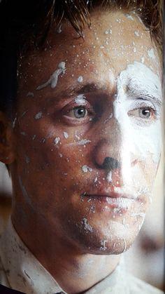 Tom Hiddleston. Total Film magazine. Via Twitter.