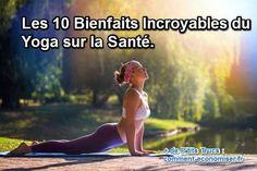 Les 10 bienfaits du yoga sur la santé