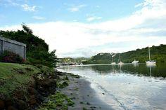 Grenada land for sale...great fishing spot