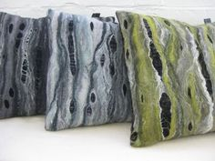 Silversoles - Felted Textiles by Emma Jackson - Crafts Council