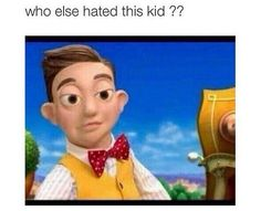 lazy town is my life omg