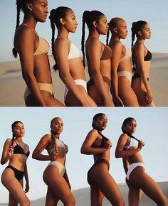 top black women models in the world Style Garçonne, Style Afro, Black Girls Rock, Black Girl Magic, Brown Skin, Dark Skin, Skin Girl, My Black Is Beautiful, Black Power