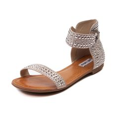 432693cef2a3a5 Shop for Womens Not Rated Snow Drop Sandal in Cream at Shi by Journeys. Shop