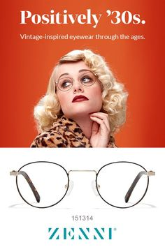 bb41e68653 Positively '30s! Retro designs that stand the test of time. Shop our  favorite