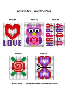 Worksheets Mystery Graph Worksheets coordinate graphing mystery picture graph classroom pinterest graphs valentines day pack