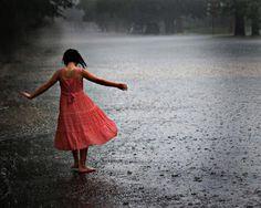 ... Des petits riens qui font du bien: Dansons sous la pluie !