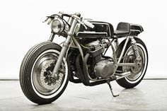 Possibly the most perfect custom ever - Honda CB750 cafe racer by Wrenchmonkees