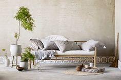 Tine K Home: Bamboo sofa