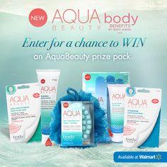 Aqua Beauty Spa Giveaway Ends 7/18 #ad @walmart