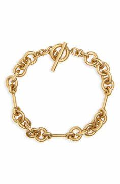 Madewell Circle Link Bracelet