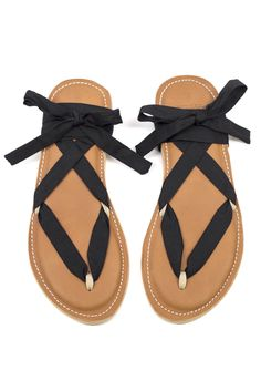 """The """"choose your own adventure"""" of sandals."""