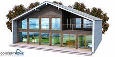 Contemporary House Design CH151