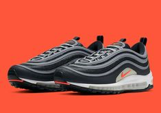 quality design 15b41 5afef This Nike Air Max 97 Features Summer-Ready Crimson Accents