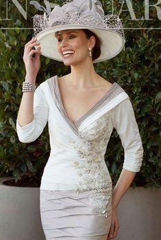photo of ladies formal daywear design 11 detail by Bel Air