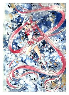 Eternal Chibi Moon by ~Erikor on deviantART