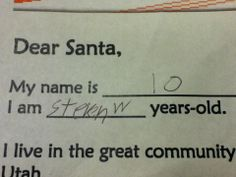 this kid is going places. not college places. but places