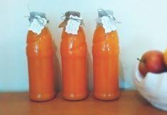 Rostos almalé készítése házilag, tartósítószer nélkül Canning Pickles, Dessert Recipes, Desserts, Hot Sauce Bottles, Drinking Tea, Winter, Juice, Food And Drink, Health Fitness
