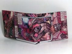 Comic Book Wallet// Guardians of the Galaxy// Star-Lord, $4.00