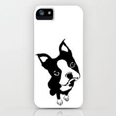 Boston Terrier iPhone Case