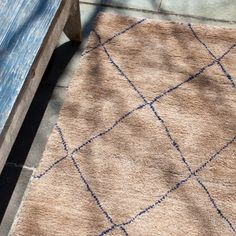 Dash & Albert Kahina Indigo Rug Known for durable rugs for real-life situations, Dash & Albert rugs are handcrafted by skilled artisans to bring bliss and comfort to your home.
